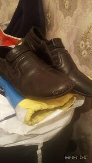 Туфли в школу на мальчика