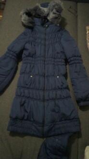 Зимняя курточка для беременных