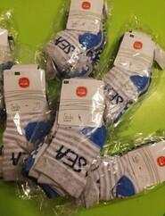 Носки, набір із 5 пар від Cool club, різні розміри