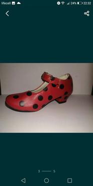 Танцевальные туфельки