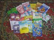 Рабочие тетради и учебники для 7-8 класса