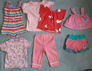 Сарафани,шорти,  футболки  на дівчинку