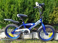 Велосипед STERN с дополнительными колесами