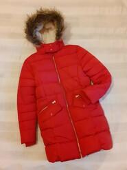 Зимняя куртка M&S р.152 на 11-12лет