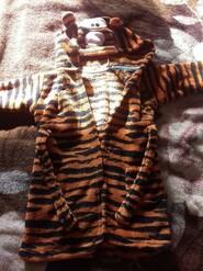 Тигровий халатик