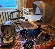 Универсальная коляска Adamex Barletta 2 в 1