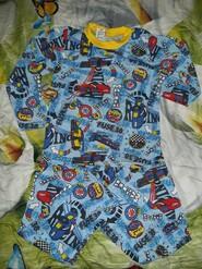 Пижама детская трикотажная
