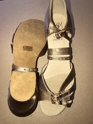 Туфли для бальных танцев.Новые.
