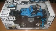 Машина-Джип на аккумуляторе, радиоуправление, танцует,музыка, плеер