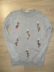 Тонкий свитер на 9-11лет