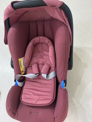 Автокресло Britax-Romer Baby-Safe Wine Rose