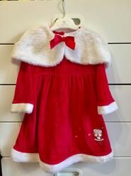 Сказочное новогоднее платье