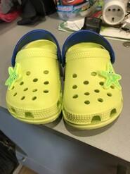 Крокси дитячі
