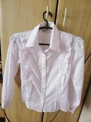 Рубашка з довгим рукавом на гудзиках