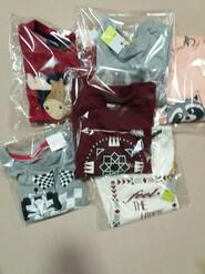 Пакет брендовой одежды