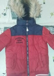 Зимняя куртка geejay(gloria jeans)