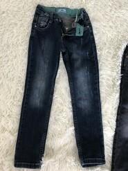 Синие джинсы на мальчика
