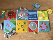 Развивающий центр для кроватки «Веселые друзья» Taf toys