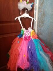 Сукня цукерочка