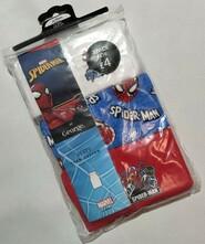 Майка с принтом Spider man - набор George р.1,5-2 года