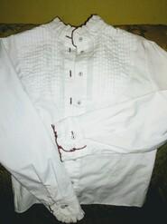 Школьная блузка шкільна 122