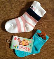 Носочки детские — 2 пары за 20 грн. Размер 10-12.