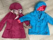 Куртка Linne, плащ двухсторонний Kenzo на 2-4 года