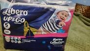 Підгузки-трусики Libero up&go