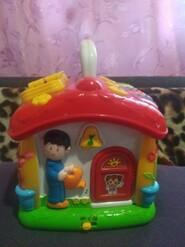Говорящий домик Joy Toy