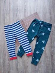 3-4г. 104см. Пижамные штаны,коттон,m&s,next,набор