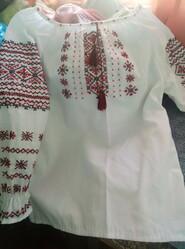 сорочка-вишиванка