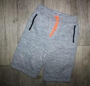 Подростковые шорты на подростка бриджи светлые серые Urban boys 12 лет, рост 152 см.
