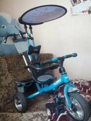 Велосипед для мальчика, состояние отличное