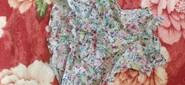 Нарядна блуза для дівчинки