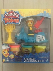 Play-Doh Town