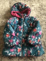 Цветная яркая куртка , Chicco