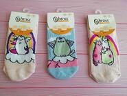 шкарпеточки для дівчаток в наявності