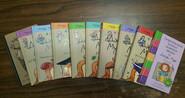 Серія книг про пригоди Джуді Муді Меган МакДоналд