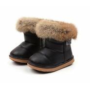 Ботинки зимние с опушкой 21- 28 рр