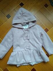 Пальто ,девочка 18-24 месяца