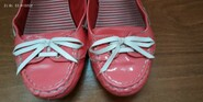 Фирменные балетки туфли Cube р 36 22,5 см