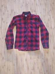 Рубашка, сорочка в клітку