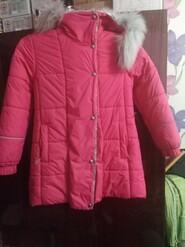 Зимнее пальто линне