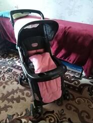 Детская коляска peg-perego