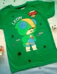 футболочки з принтом улюбленої гри Brawl Stars😎