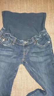 Мега-удобные джинсы для беременных