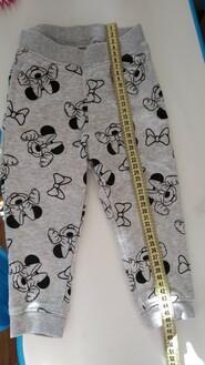Штанишки на баечке для девочки H&M