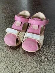 Кожаные сандали Ortopedia