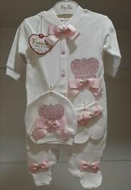 Нарядный костюм на малышку