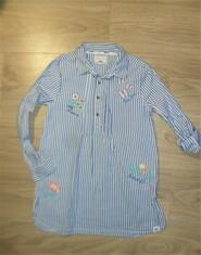 Рубашка на 9лет рост 134